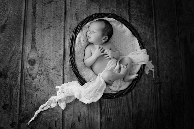baby girl photography sussex studio